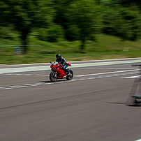Motorcycle noise measurement
